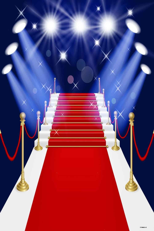 Best Red Carpet Backdrops Glitter Backdrop Steps Background 400 x 300
