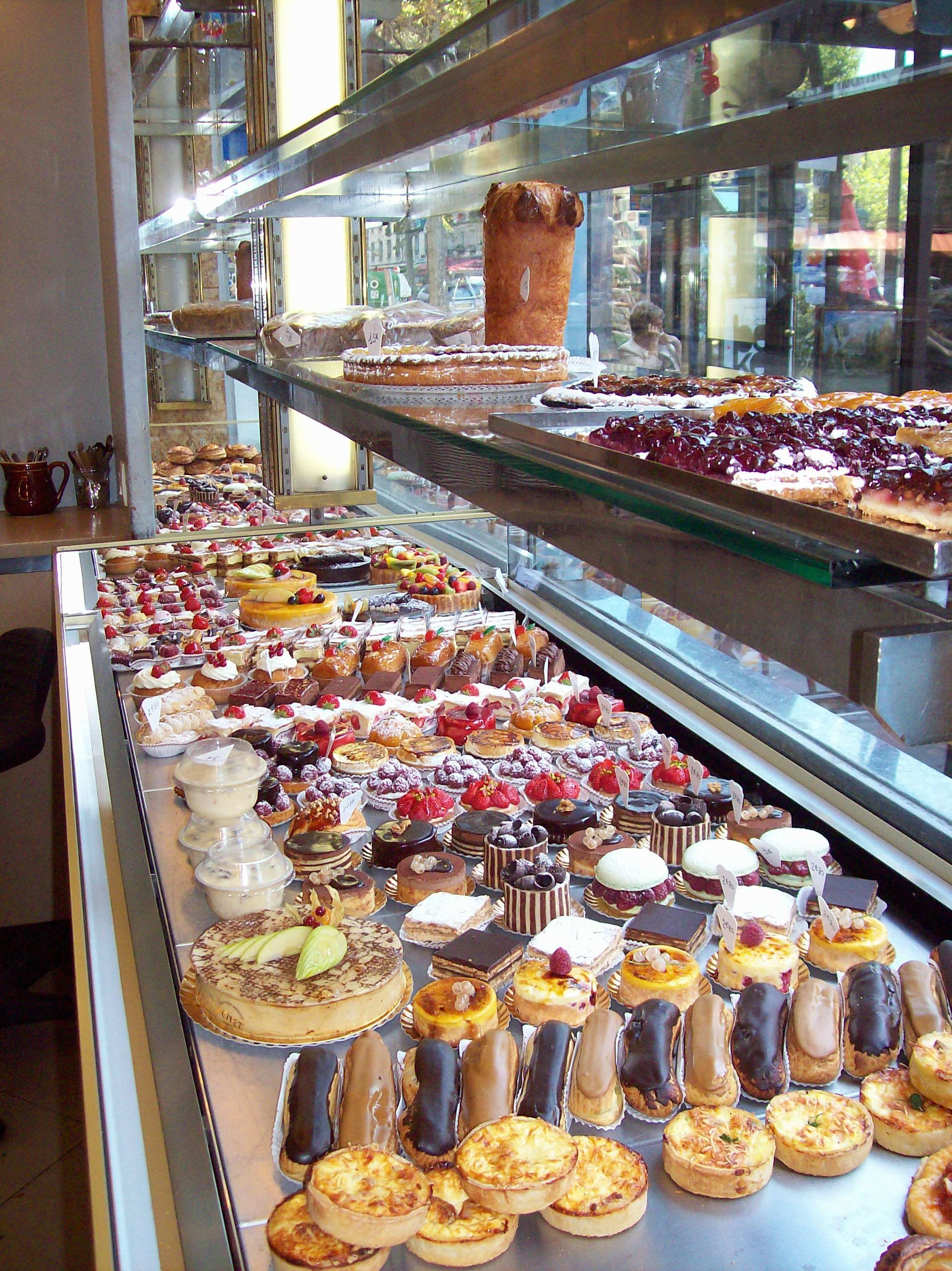 Paris Pastry Shop Coffee Shop Bakery Design Pastry Shop Pekarni Vkusnyashki Pitanie Recepty