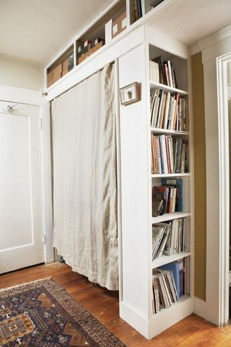 35 Inspiring Cloth Storage Solution For Small Apartment