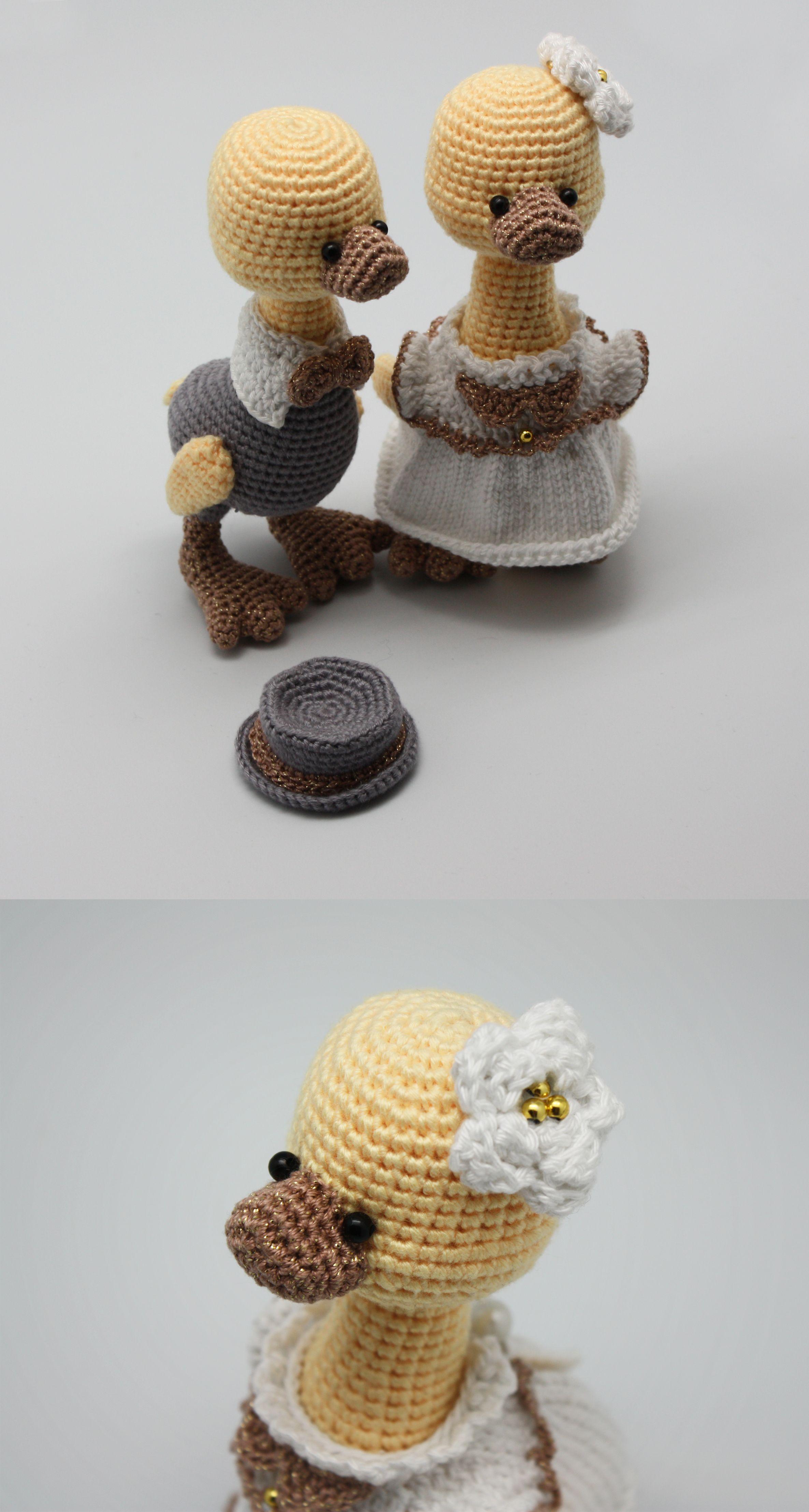 Wedding gift for couple stuffed animal, Bridesmaid gift
