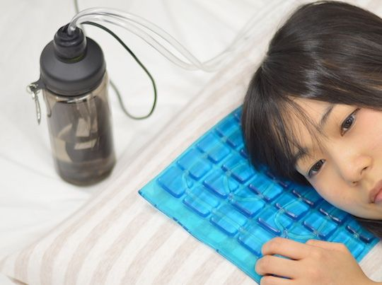 Thanko Usb Water Cooling Pad Water Cooling Pad Usb