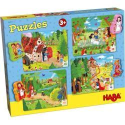 /°/° Rahmen Puzzle Krippe 15 Teile ab 3 Jahre