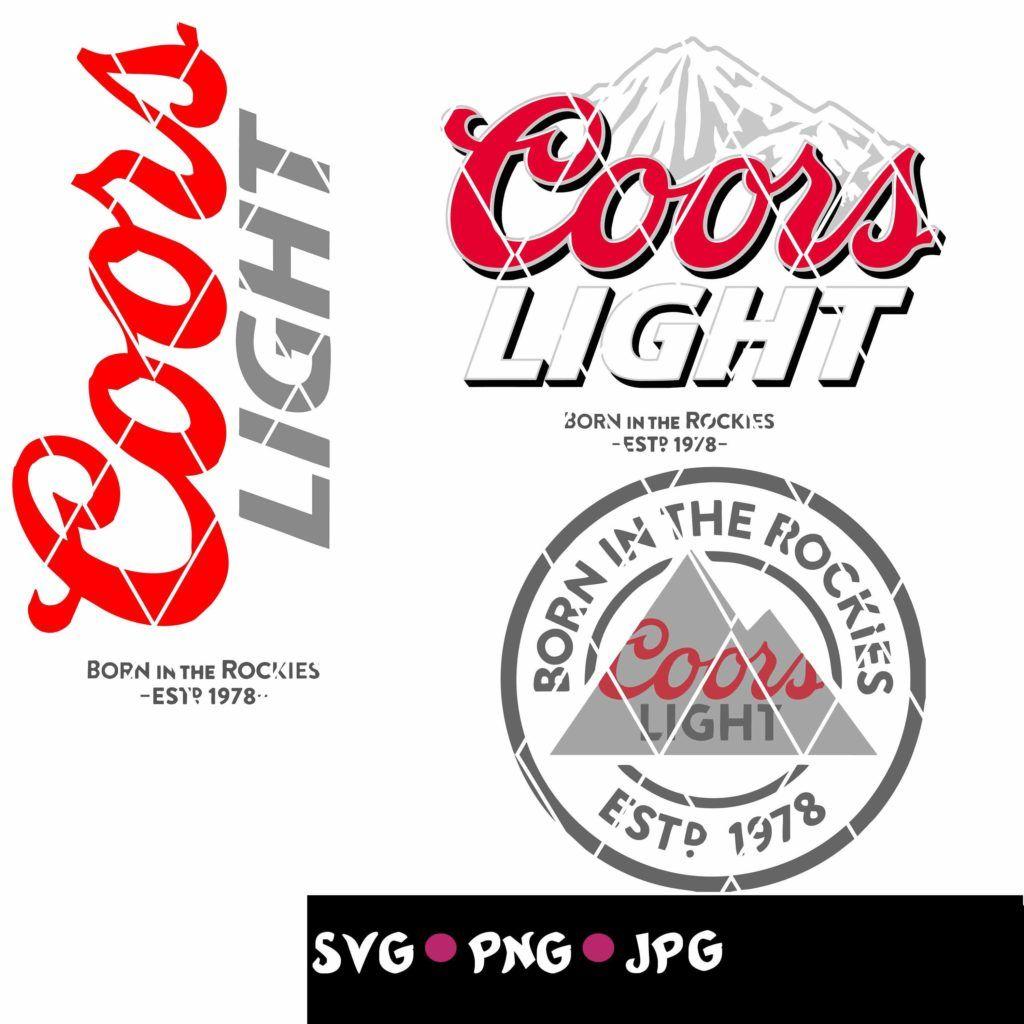 Coors Light SVG, Coors Banquet Logo, PNG, JPG в 2020 г