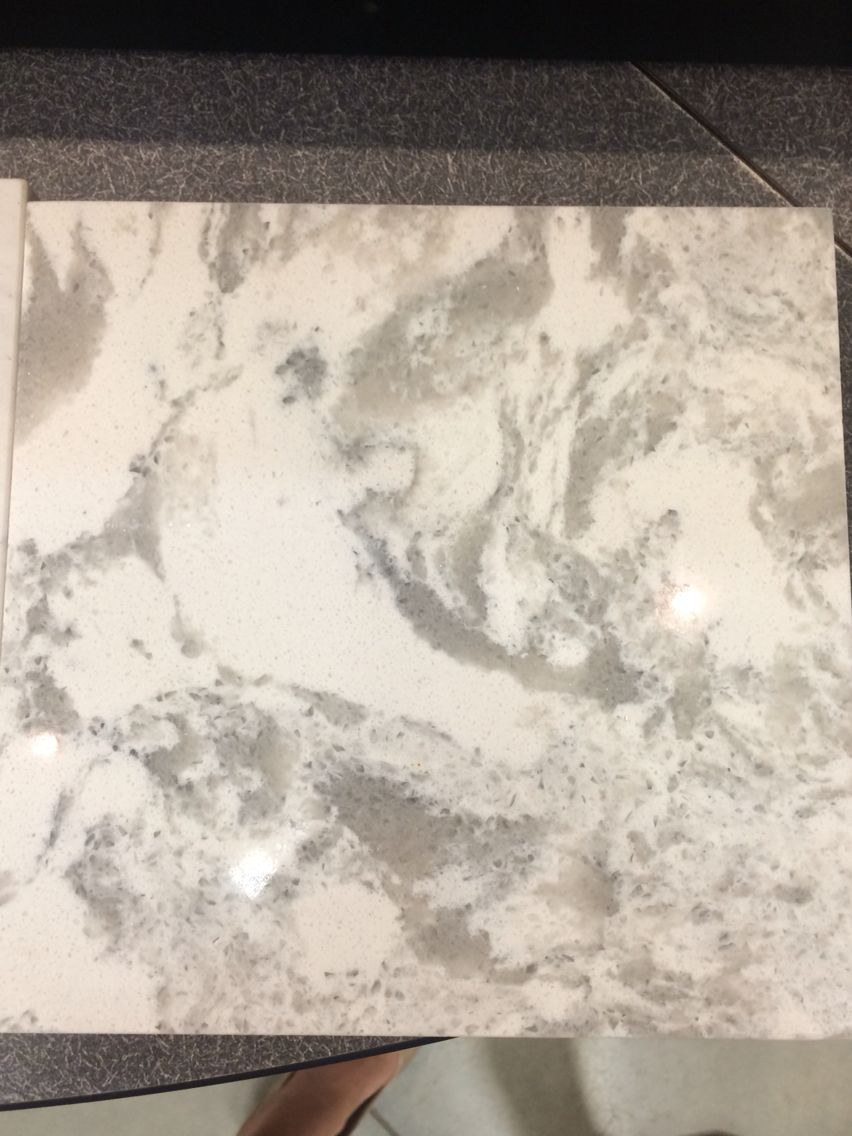 Allen And Roth Revolution Quartz Countertops At Lowes: Salt Stone