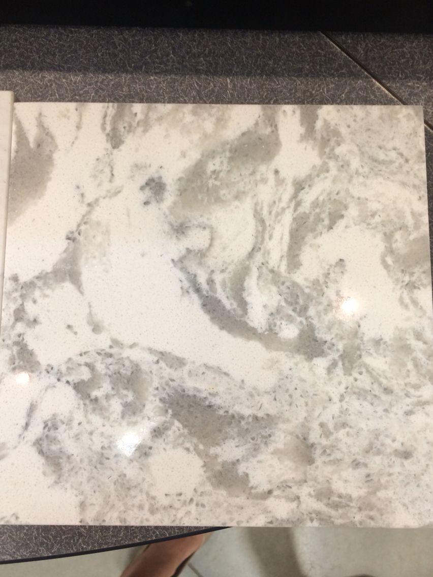 Allen and Roth Revolution Quartz countertops at Lowes: Salt Stone ...