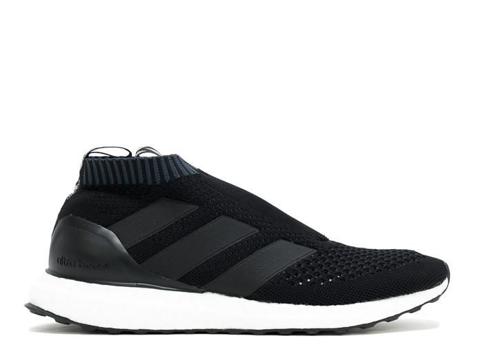 ace 16 ultra boost black adidas sneakers pinterest