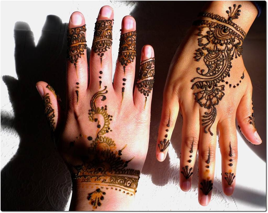 50 Intricate Henna Tattoo Designs Art And Design 50 - A really nice selection of henna tattoos on various parts of the body mainly on the hand hope you enjoy it henna hand tattoo on both hands henna hand