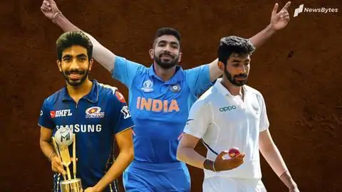 Happy Birthday Jasprit Bumrah: Records, top moments and more! | NewsBytes