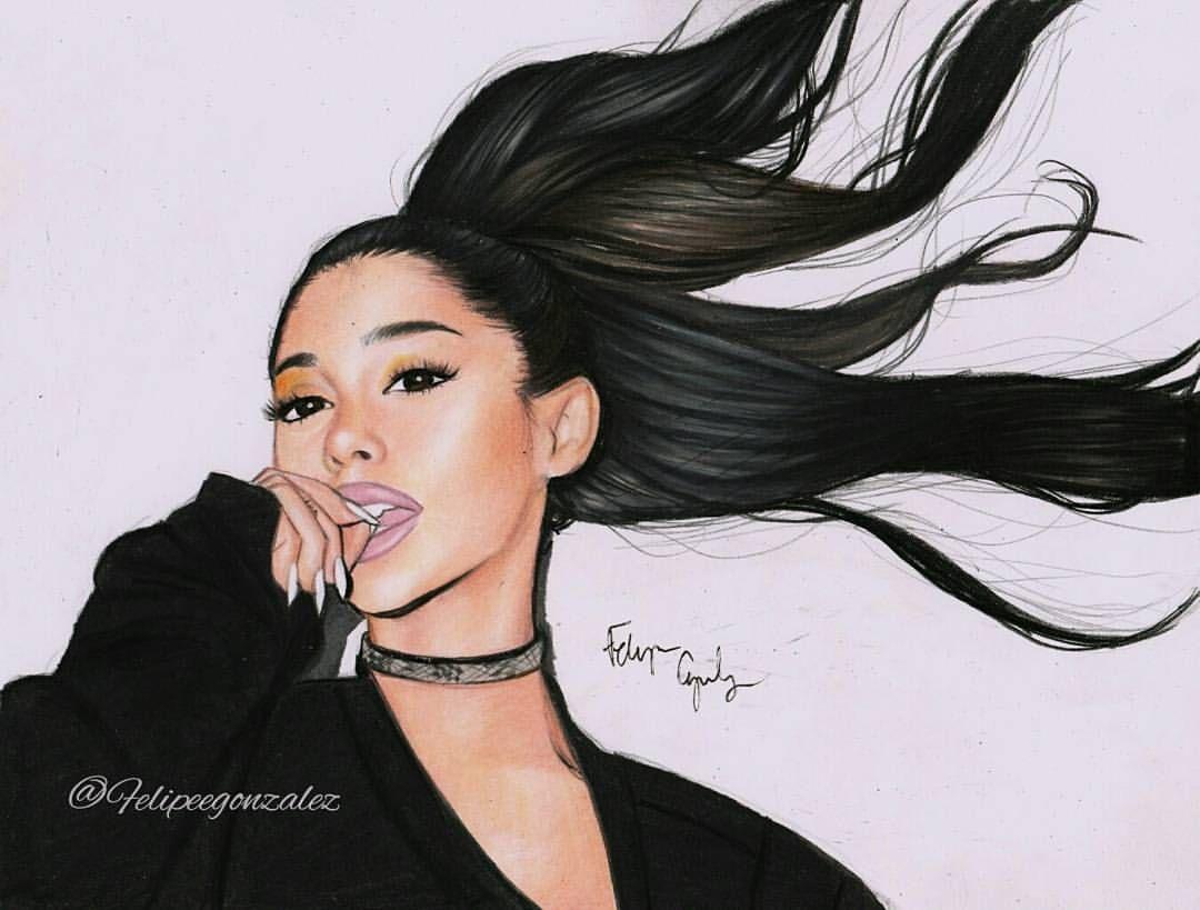 Ariana Grande Bilder Zum Ausmalen