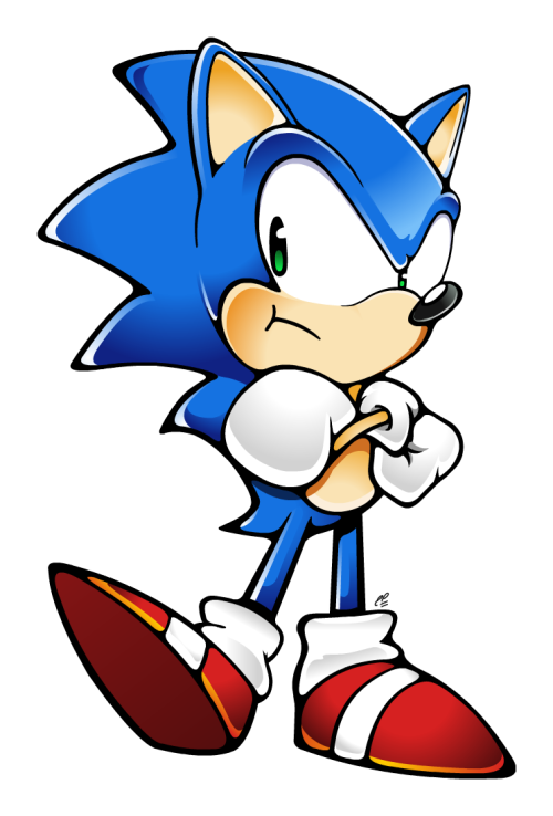 Classic Sonic The Hedgehog Classic Sonic, Sonic, Sonic The Hedgehog