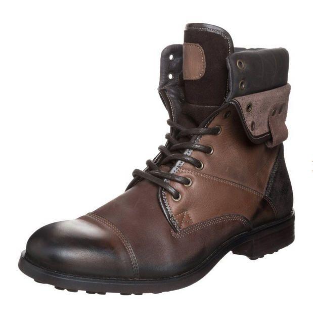 Zign Bottines à lacets marron Boots Homme Zalando Ventes