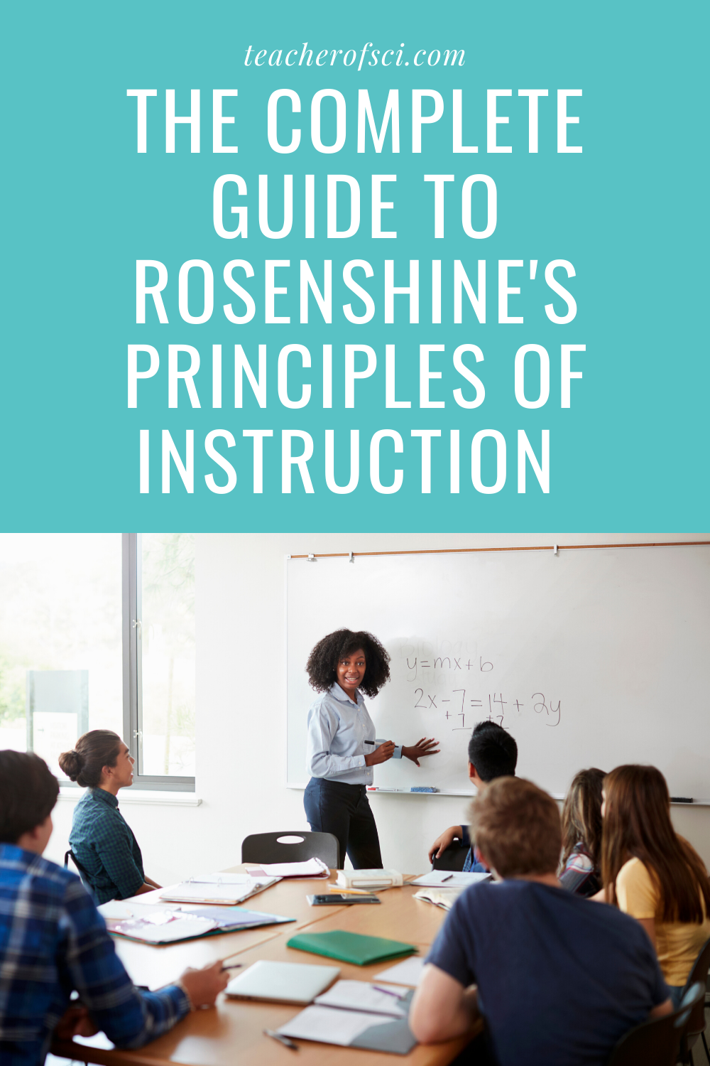 Photo of The Complete Guide to Rosenshine's Principles of Instruction!