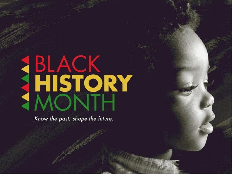 Black History Month Christian Media Graphics Set - Black History - history powerpoint template