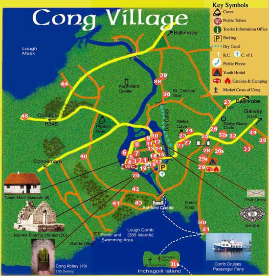 Cong Ireland Google Search Fantastic Places Ireland Cong