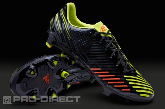 adidas Football Boots - adidas Predator LZ TRX FG SL - Firm Ground - Soccer  Cleats