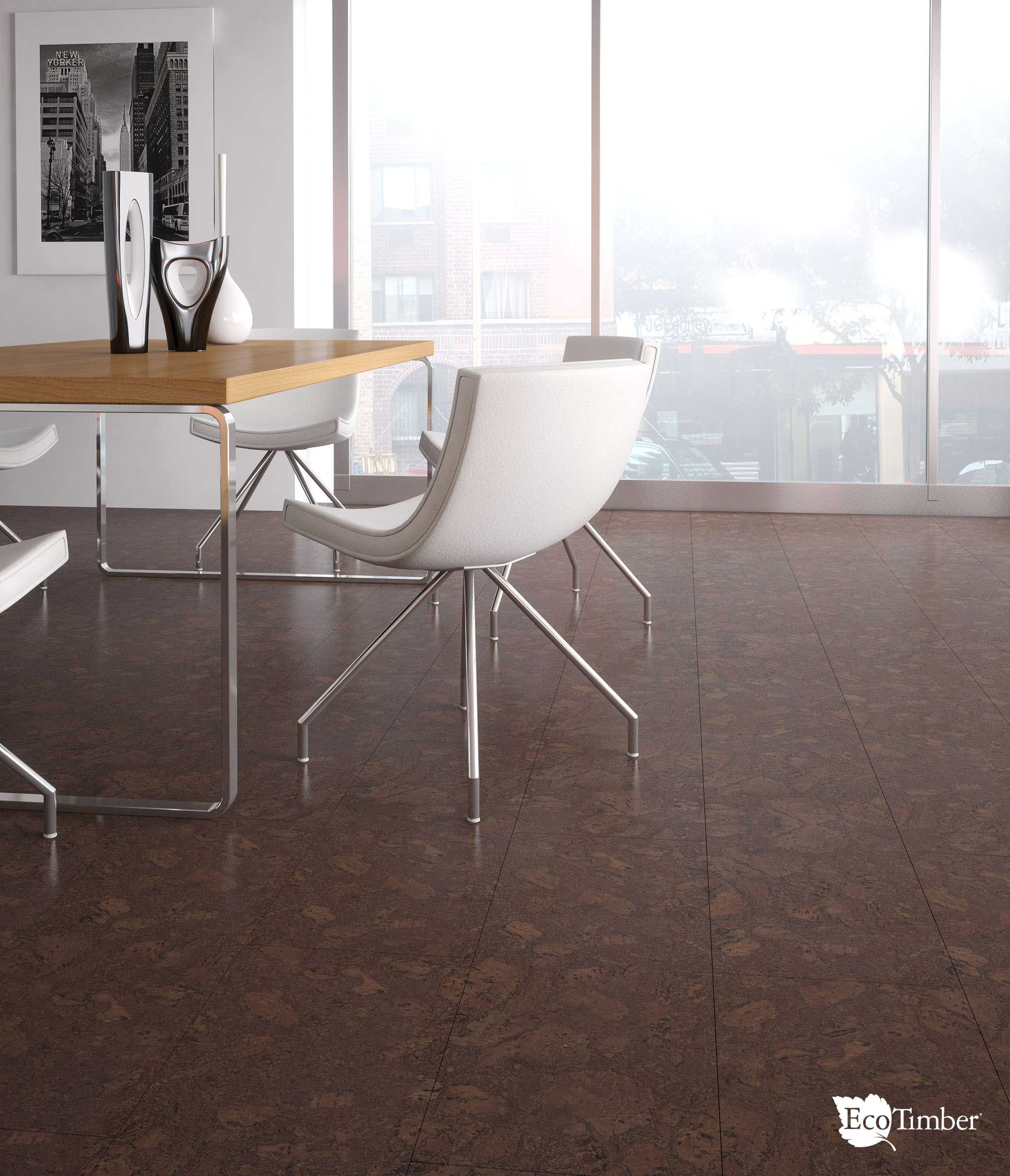 Rapidly Renewable Eco Friendly Cork Flooring Available At