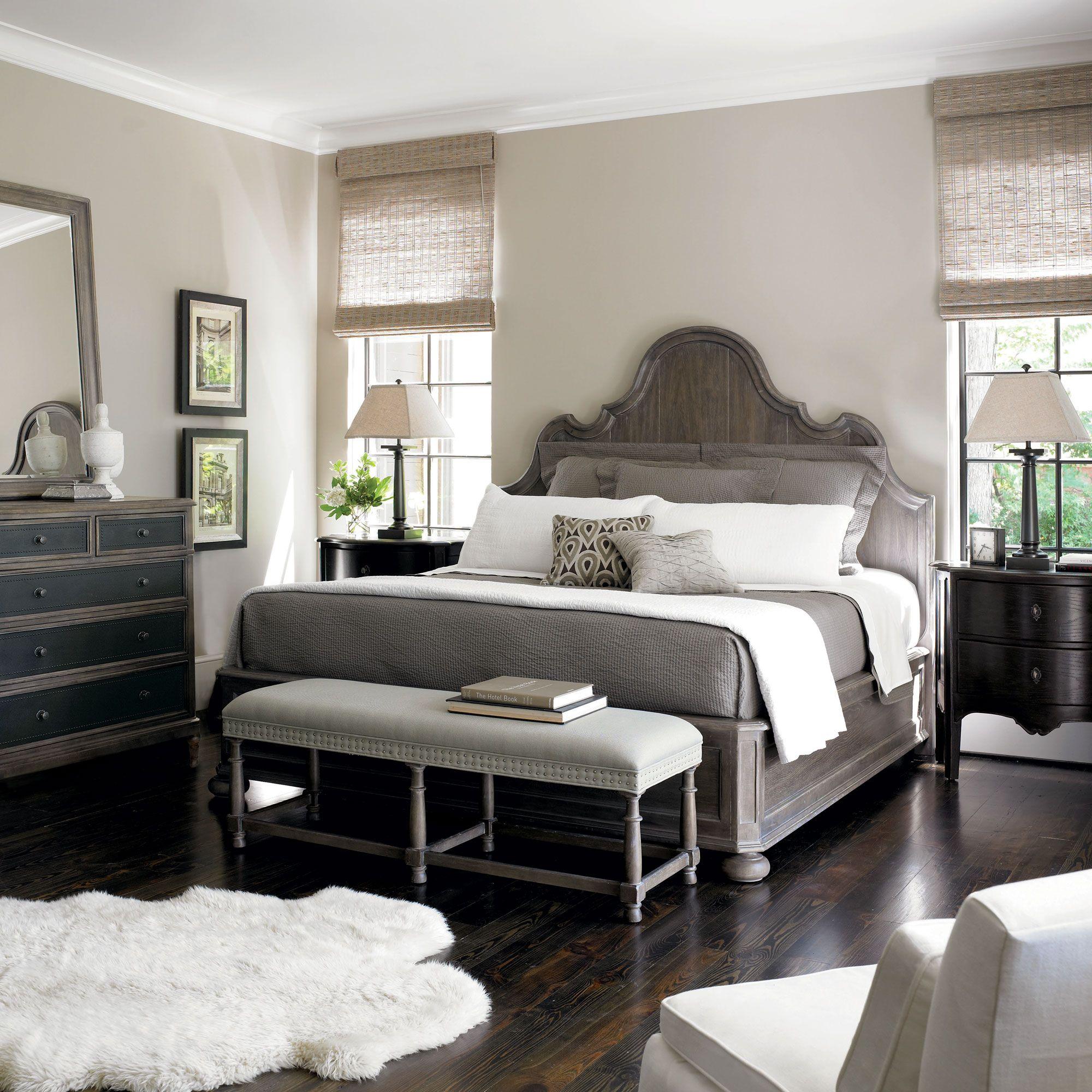 Belgian Oak Portia Bedroom   Bernhardt   BED ROOMS   Pinterest   Oak ...