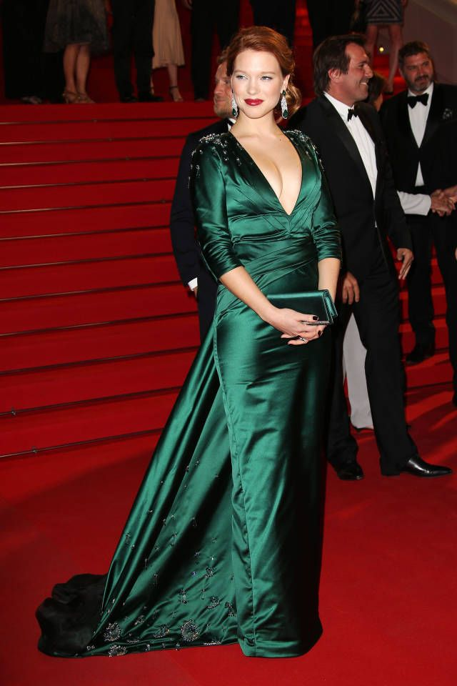 Cannes Fashion - Red Carpet Dresses at Cannes 2014 - Harper's BAZAAR    #fashionserendipity