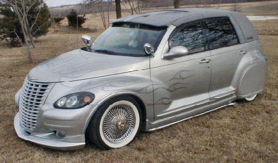 2001 Chrysler Pt Cruiser Chrysler Pt Cruiser Cruiser Car