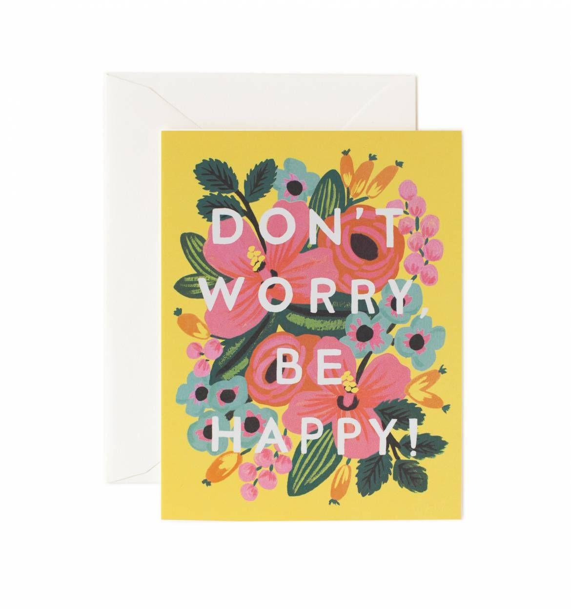 Dont worry be happy greeting card box sets box sets kristyandbryce Choice Image
