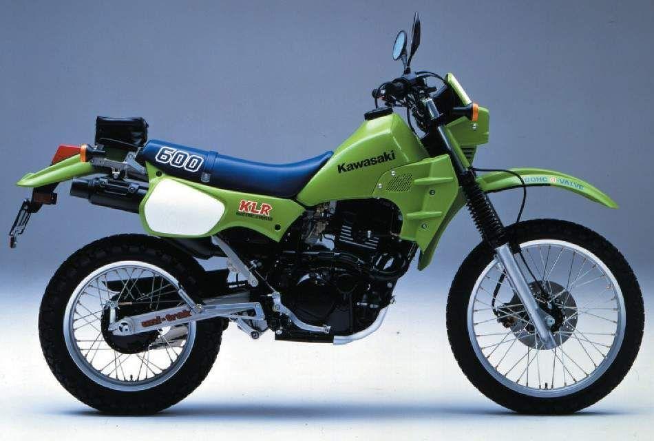 Kawasaki Klxr Service Manual