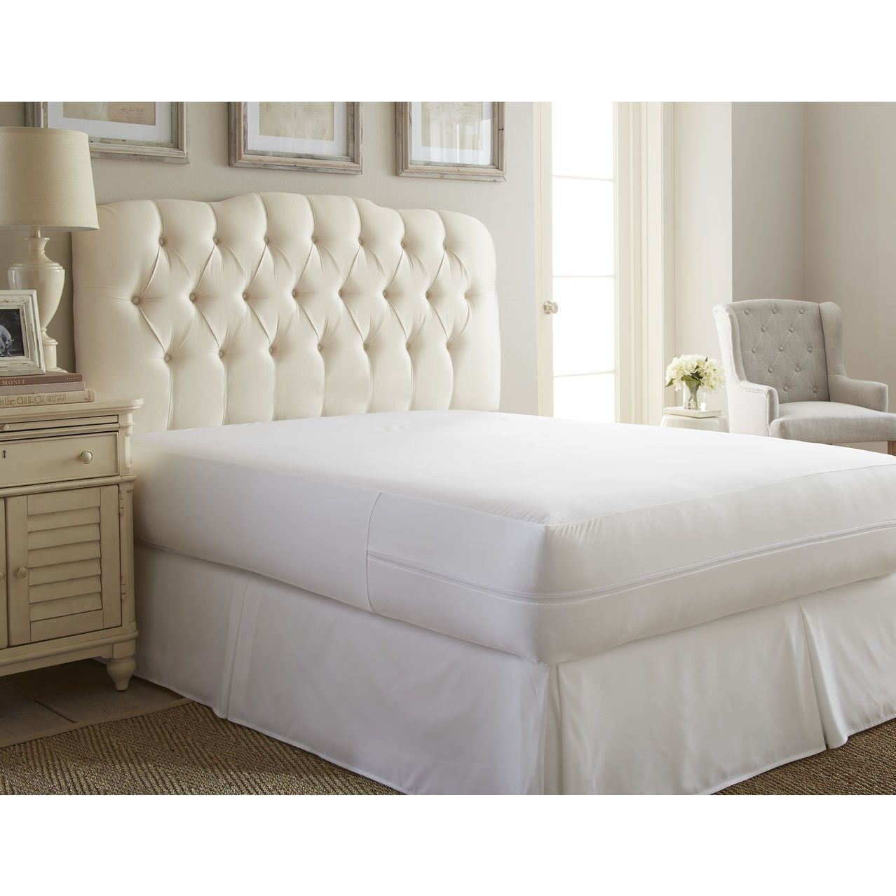 The Final Grab Inc. Ultra Soft Bed Bug Zipper