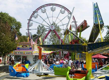 Frankfort Fall Festival 2012 offers family fun - Galleries - Southtown Star