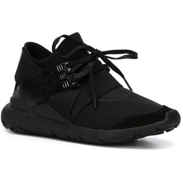 Y-3 Qasa Elle Sneakers | Black shoes