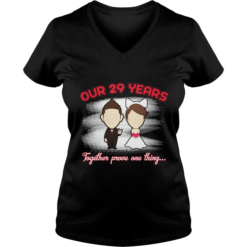 Meaning T Shirt For Husband Wife 29th Wedding Anniversary Gift