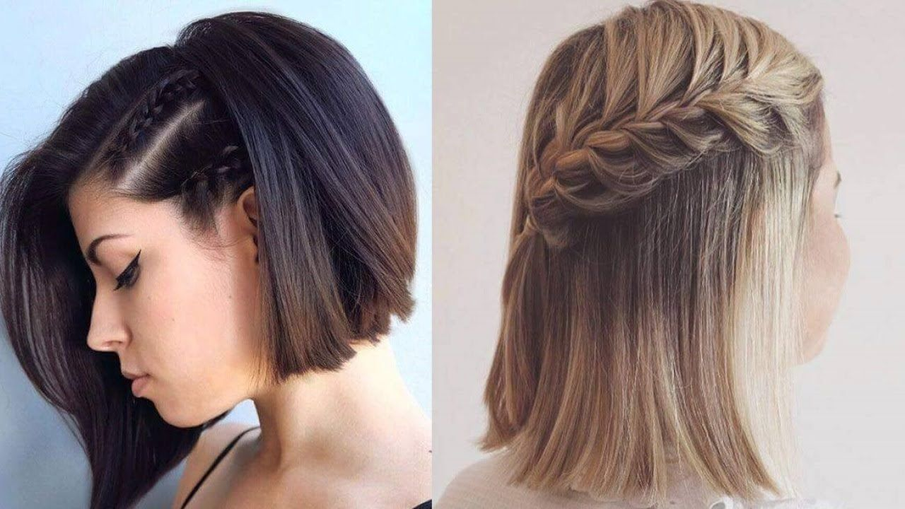 Fotos de peinados faciles para pelo corto