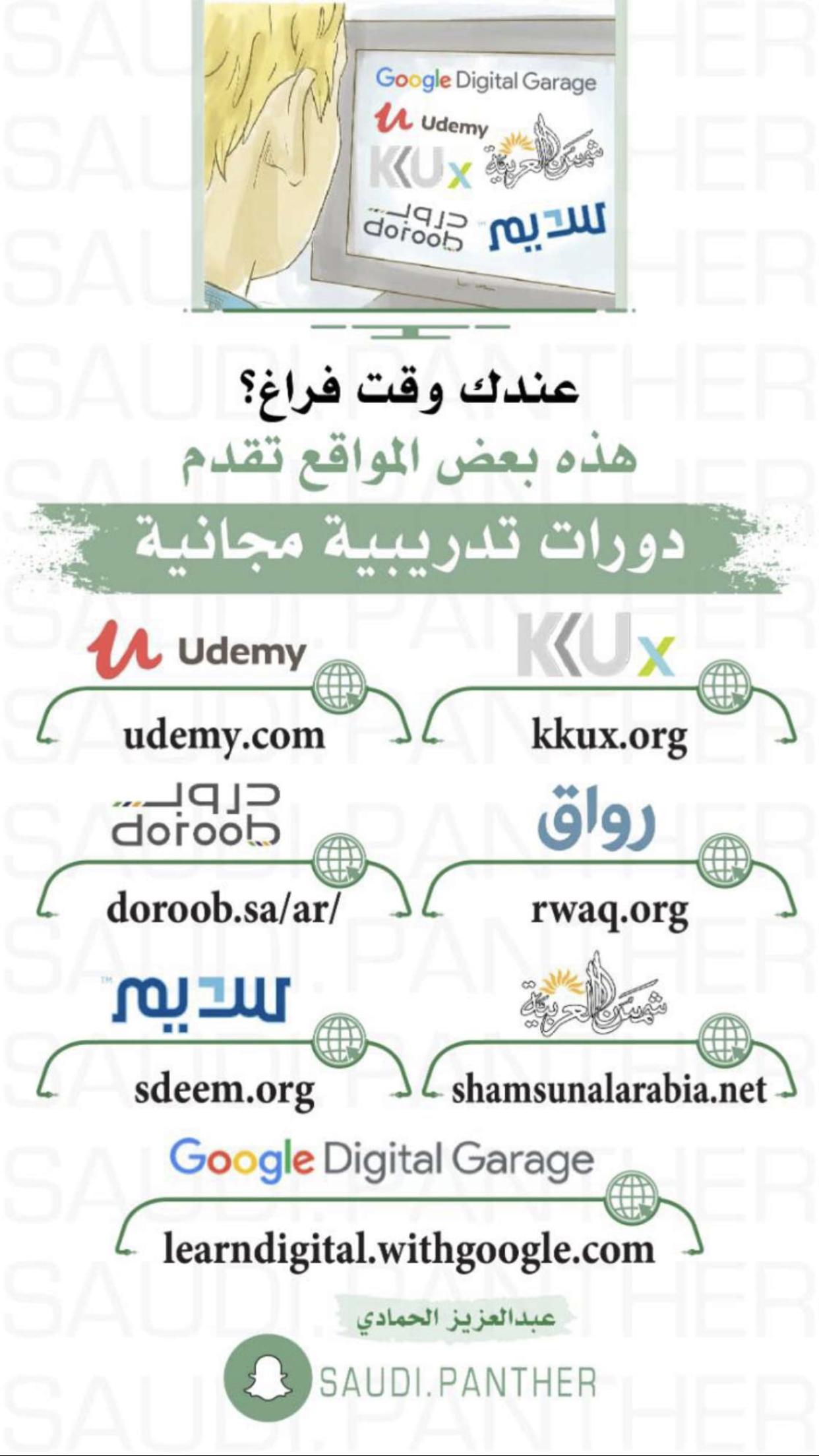 مواقع تقدم دورات مجانية تدريبية Learning Websites Study Apps Learning Apps