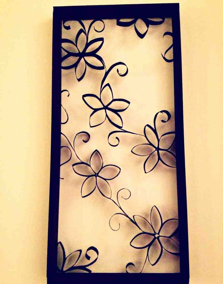 Diy Wall Decoration Ideas | DIY Wall Decor | Pinterest | Wall ...