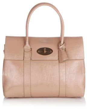 7b42a2dda950 ... sweden 100 authentic mulberry bayswater ostrich bag mole grey new mulberry  bayswater plaster pink yes please