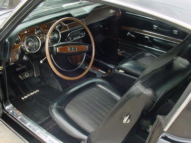 nice 68 mustang interior 1 1968 mustang fastback interior