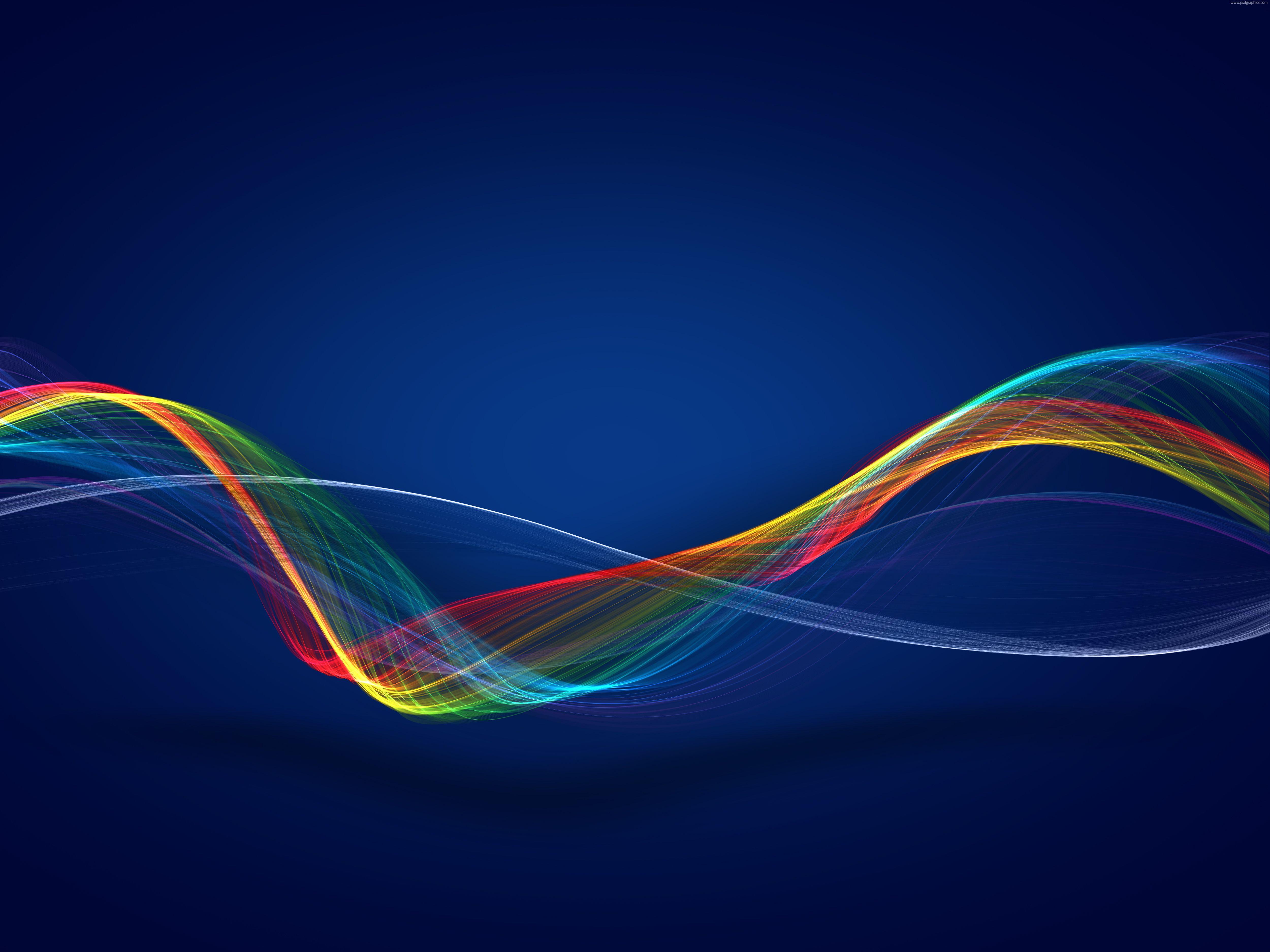 Dynamic Waves Design Psdgraphics