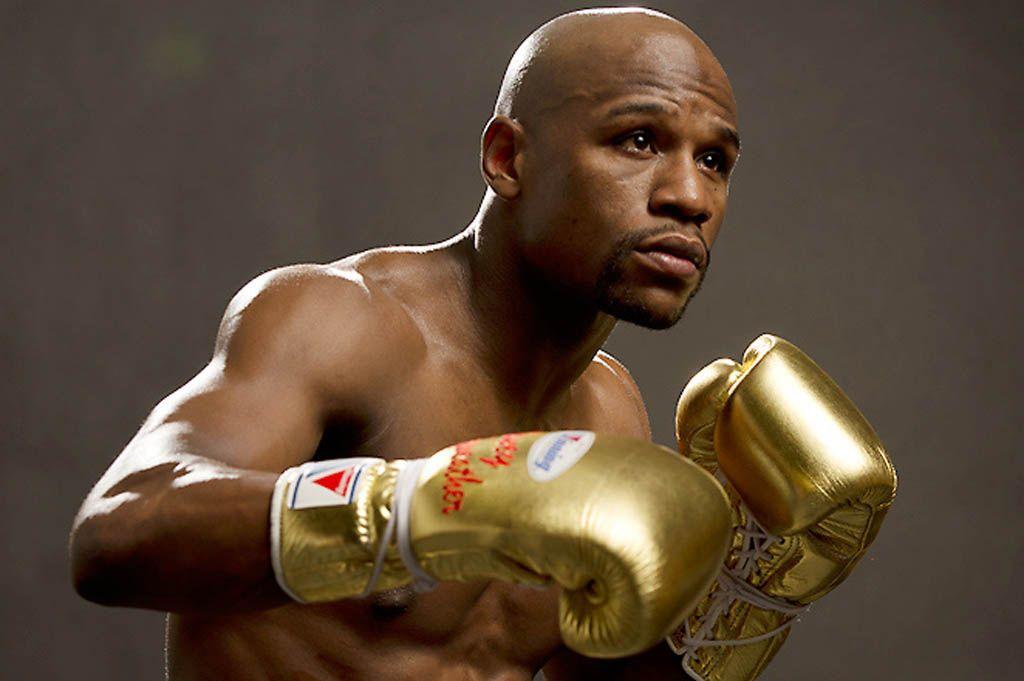 Floyd Mayweather Floyd Mayweather Boxing Champions Shantel Jackson