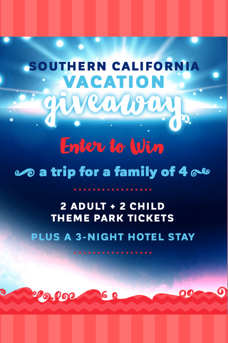 Win a Vacation Package to Anaheim, California | Current Disney