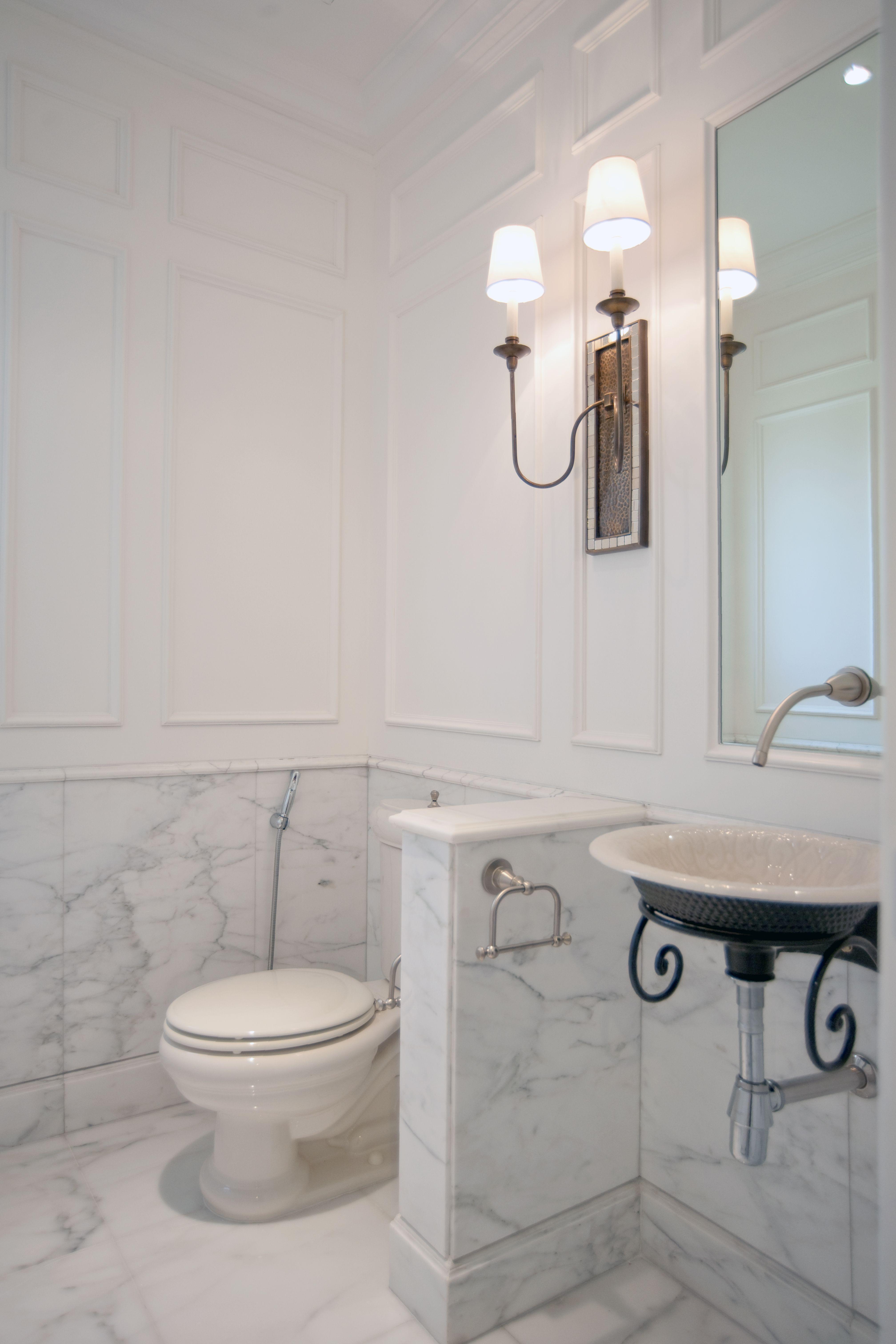 Modern Classic Style Bathroom