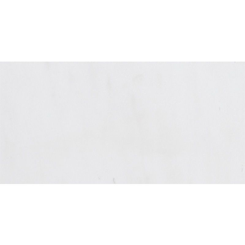Aspen White Polished Marble Tiles 12x24 #whitemarbleflooring