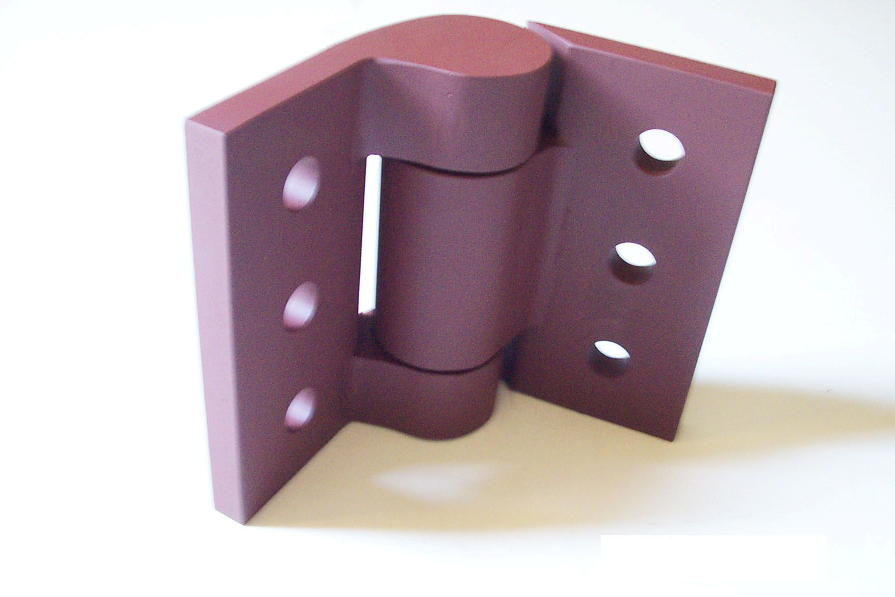 Types of security hinges