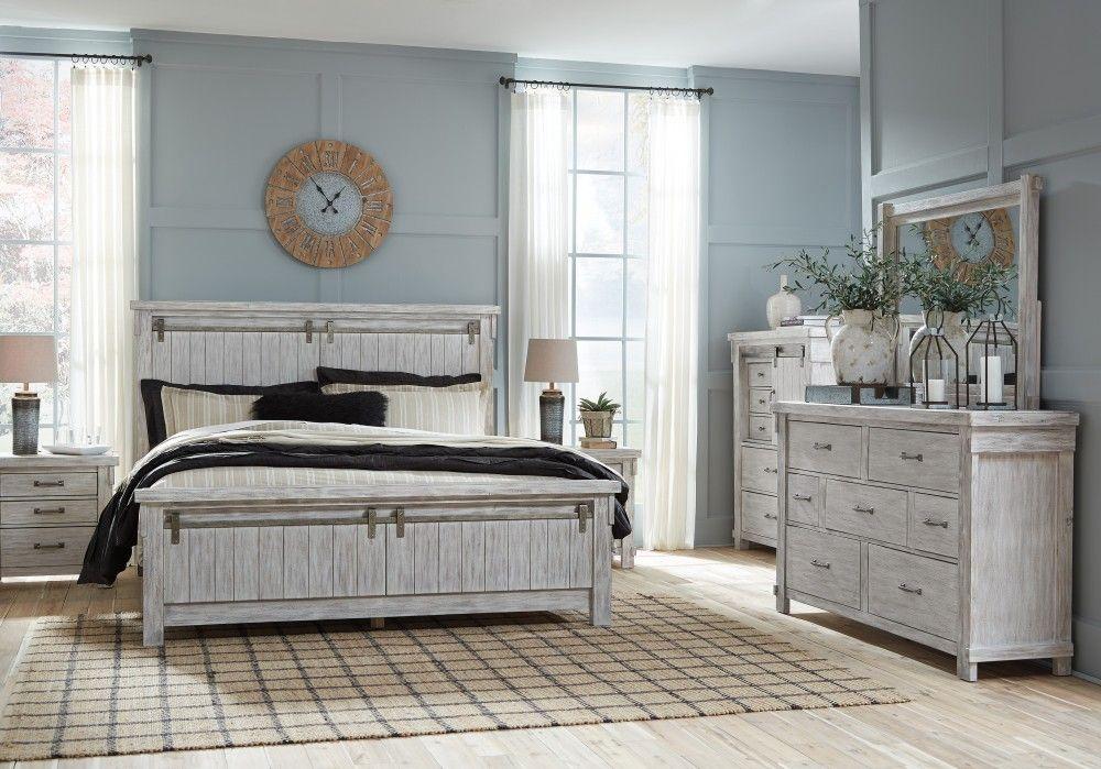 Best Brashland 6 Piece Bedroom Set B740 31 36 54 57 93 96 400 x 300