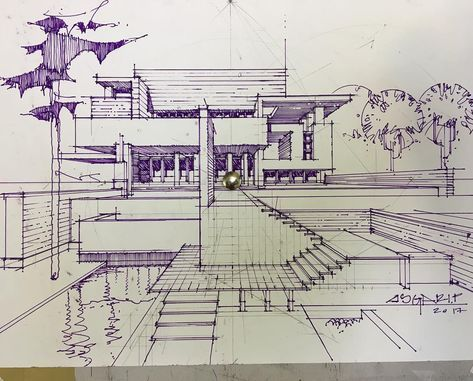 Architectural Drawings Inspiration Architectural Drawings Inspiration Inspiration Fur Architekturzeichnungen Inspiration De In 2020 Architecture Sketch