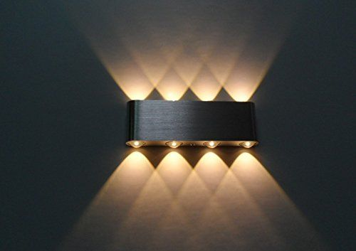 Cmyk 174 8w Warm White Led Wall Sconces Light Fixture
