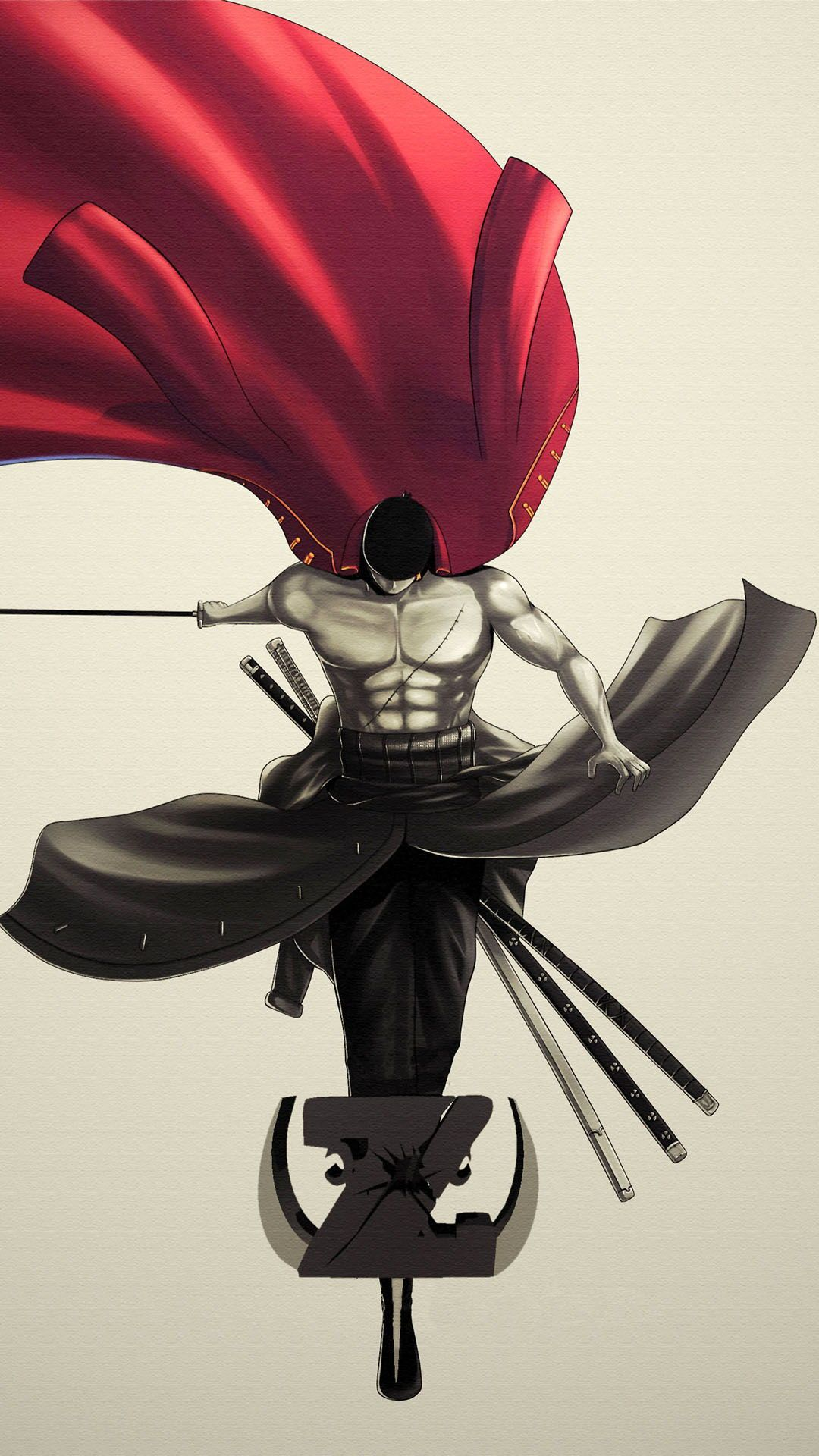 One piece hd wallpapers in 2020 roronoa zoro lucky