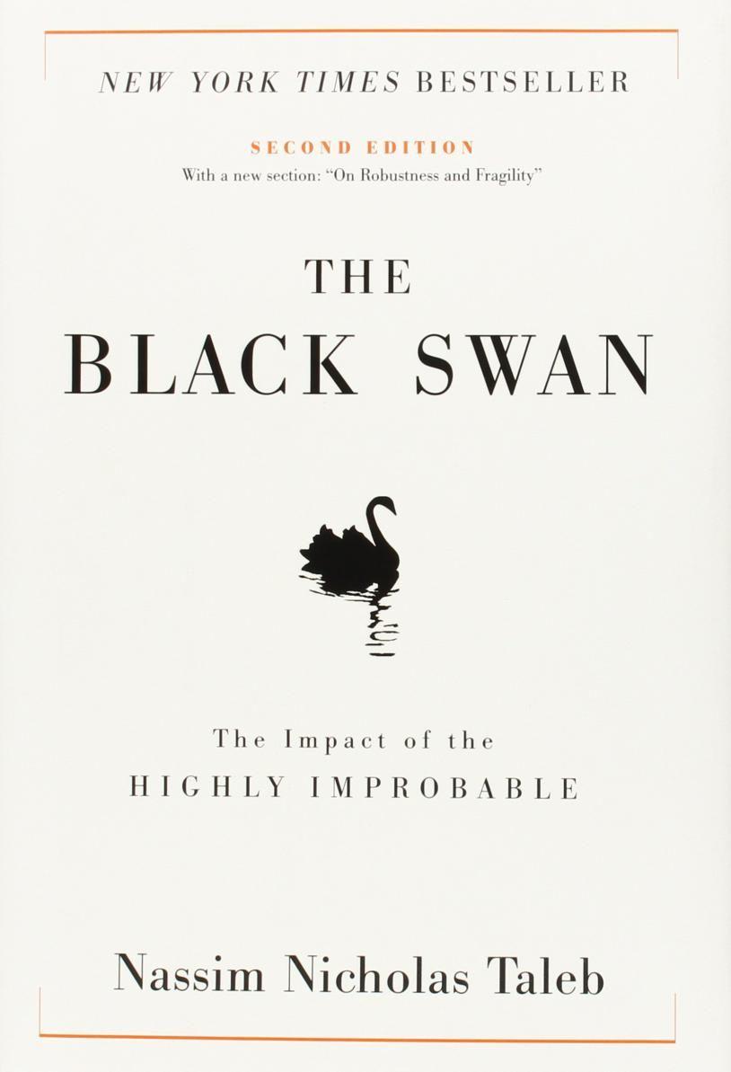 30 Books to Help Further Your Career | Black swan book, Black swan, Nassim  nicholas taleb