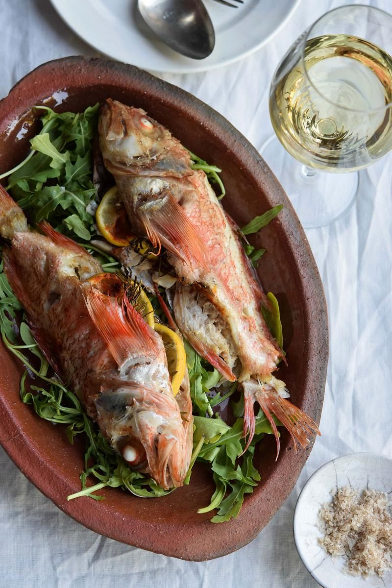 Recipe Whole Roasted Fish House And Leisure Eat Drink In 2019