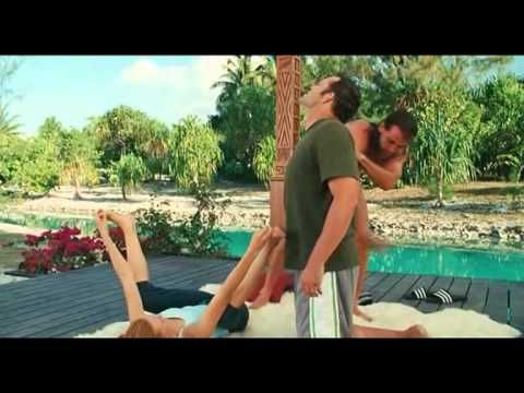 Awkward And Hilarious Yoga Scene With Kristen Bell