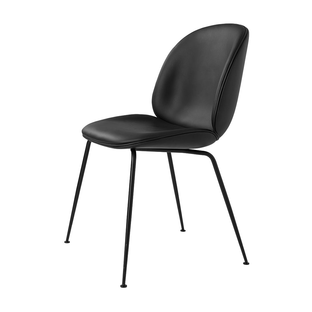 GUBI - Beetle Chair - læder
