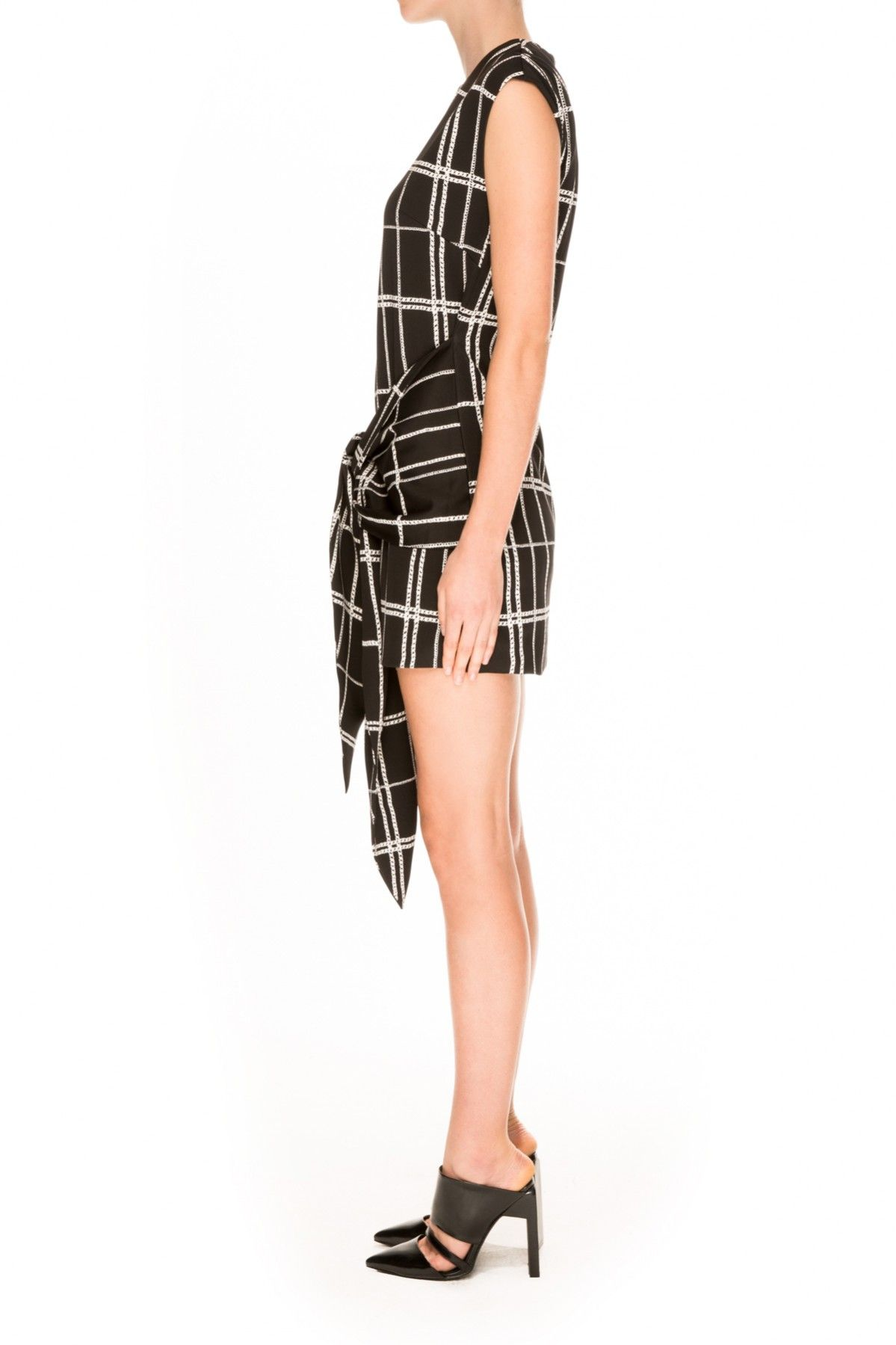C/MEO Collective HANDS ON DRESS BLACK ROPE - BNKR