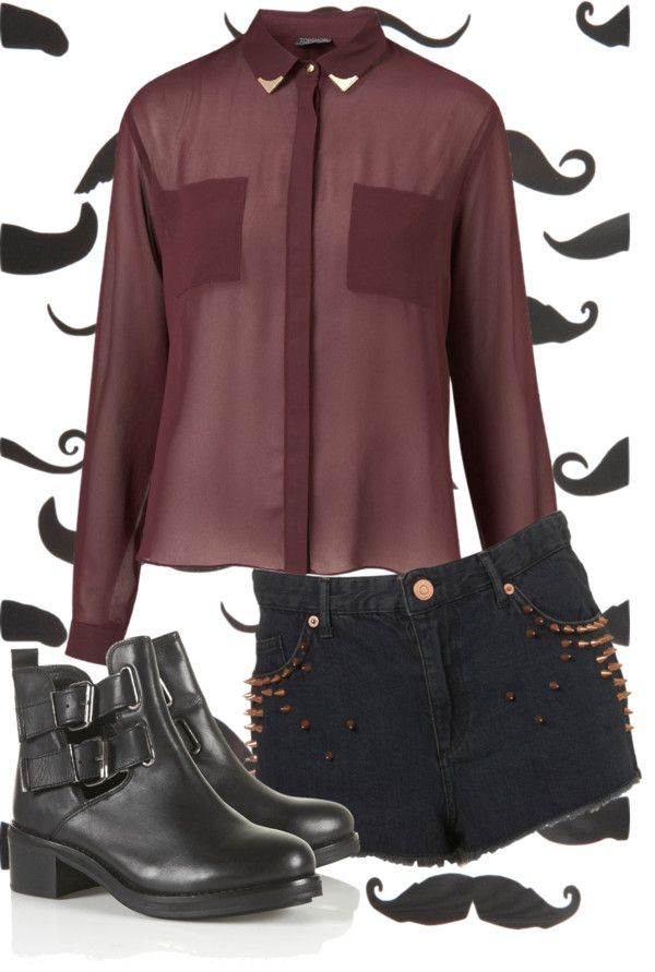 """todays outfit"" by natalie-groning ❤ liked on Polyvore"